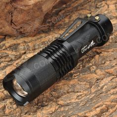 UltraFire SK98 800lm 5-Mode White Flashlight w/ Cree XM-L T6 - Black (1 x 18650). Note: We are currently unable to ship to addresses in HongKong, mainland of China.. Tags: #Lights #Lighting #Flashlights #LED #Flashlights #18650 #Flashlights