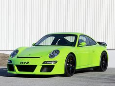 RUF Porsche RGT-8