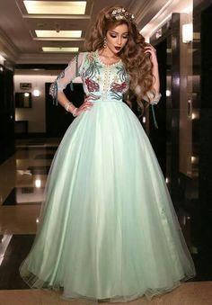 Andalusian Princesses | Nuriyah O. Martinez | Caftan