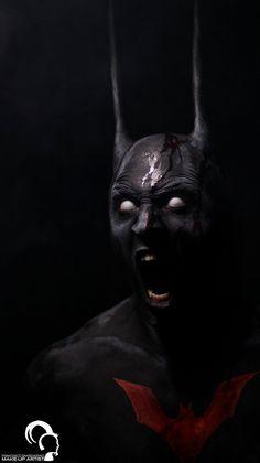 #Batman #Fan #Art. (Batman Beyond) By:FraGatsu. ÅWESOMENESS!!!™ ÅÅÅ+