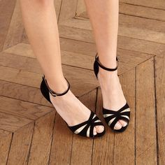 BARBADE Black 36 How To Dress For A Wedding, Black Heels, Gladiator Sandals, Shopping, Shoes, Style, Travel, Fashion, Pretty Looks