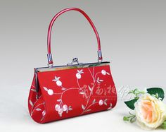 CHINESE SILK EMBROIDERY HANDBAG | chinese embroidery tutorial