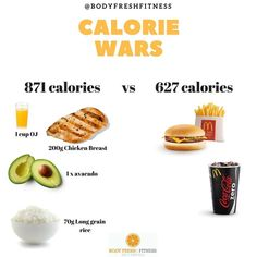 A post shared by Matt @ Body Fresh Fitness ( on Apr 2018 at PDT The number of calories isn't always indicative of food quality, 1200 Calorie Diet, 1200 Calories, Lose 40 Pounds, 5 Pounds, Coca Cola, Good Cholesterol Foods, Different Diets, Fiber Rich Foods, Small Meals
