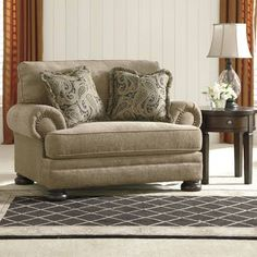chair and a half with ottoman - Google Search