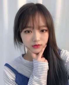 Find images and videos about korean, asian and ulzzang on We Heart It - the app to get lost in what you love. Ulzzang Korean Girl, Cute Korean Girl, Asian Girl, Cute Girl Image, Girls Image, Choi Seo Hee, Korean Beauty, Asian Beauty, Uzzlang Girl