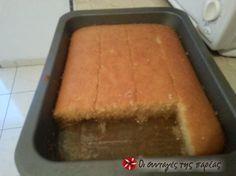 Ρεβανί Βεροίας (η αυθεντική συνταγή Πωλίνας) Griddle Pan, Fun Desserts, Cornbread, Cake, Ethnic Recipes, Food, Greek Beauty, Style, Millet Bread