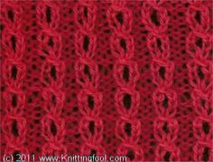 Knitting Stitch Patterns Mock Cable : 1000+ images about Knitting Stitches: Cable on Pinterest Cable, How to knit...