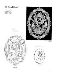 100 New Bbbin Lace Patterns Bruges Lace, Bobbin Lacemaking, Bobbin Lace Patterns, Hand Embroidery Flowers, Celtic Designs, Lace Making, Irish Crochet, Hair Pins, Tatting