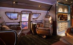 The Skyranch One Private Jet Is a Well-Heeled Cowboy's Dream