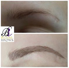 Beautiful embroidery done by Elizabeth Oakes! Completely transformed the brows :)  #3DBrow #3DBrows #3DBrowEmbroidery #BrowEmbroidery #RoyalBrows #ElizabethOakes #LizOakes #eyebrows #brows #browenvy