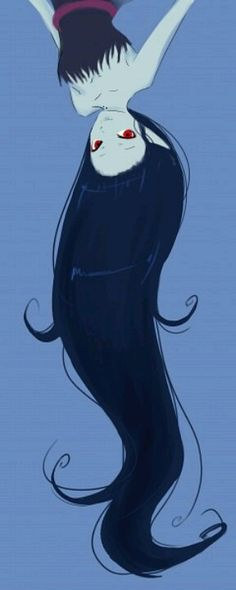 Marceline the Vampire Queen is the only reason vampires are cool.