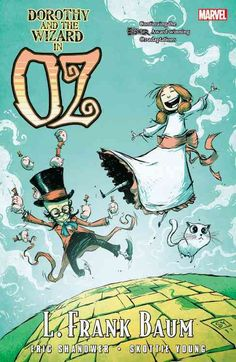 Oz: Dorothy & the Wizard in Oz (Paperback) by Marvel
