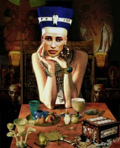 I Am-Nefertiti Egyptian Art Ancient Art, Ancient Egypt, Ancient History, Egyptian Beauty, Egyptian Art, African American Artwork, African Art, Egypt Mummy, Roman Church