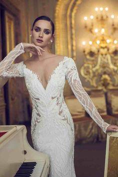 Nurit Hen wedding dress 2016 collection