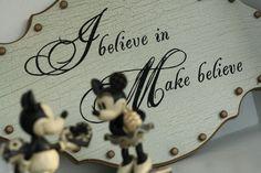 I believe in Make Believe