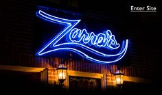 Zarra's - Was once the Electric Banana - is now Zarra's - still owned by Johnny & Judy.