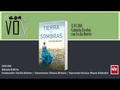 Entrevista de Cecilia Buteler a Camucha Escobar el 12 de Marzo