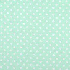 Tkanina bawełniana w groszki - tkaninoweLOVE - Tkaniny dla dzieci