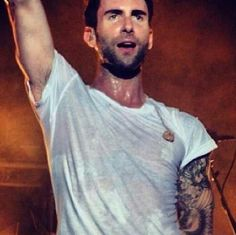 Adam Levine [seriously, this pic should be illegal.]