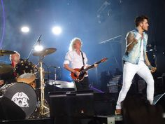 """""""Sem palavras... #Queen #RockInRio #RJ"""""""
