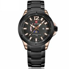Like and Share if you want this  Naviforce Men's Quartz  Wristwatch     Tag a friend who would love this! FREE Shipping Worldwide     Get it here ---> https://www.estilistan.com/shop/watches/naviforce-mens-quartz-wristwatch/    #cosmetics