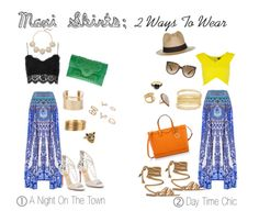 MAXI SKIRT STYLE GUIDE
