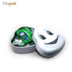 wholesale custom Christmas mint tin