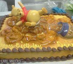 When Winnie-the-Pooh Poos Day   Cake Wrecks   Bloglovin'