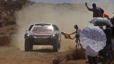 Dakar, etapa 7: Lucas Bonetto se quedó con la etapa