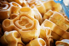 One of the most iconic foods in all of Disney is that of Mickey Waffles. They are available in many different locations, but unfortunately, we can't always be in any of those spots. That's why this Disney Recipe will be great for making your very own Mickey Waffles at home. Ingredients 4 eggs, separated 1 …