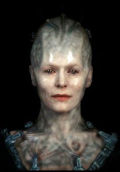 Star Trek Borg, Star Wars, Fantasy Characters, Female Characters, Fictional Characters, Female Demons, Best Villains, Star Trek Universe, Star Trek Voyager