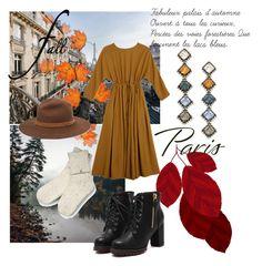 """L'automne d'or"" by kykina-elena on Polyvore featuring мода, UGG, DANNIJO, rag & bone и BLACK CRANE"