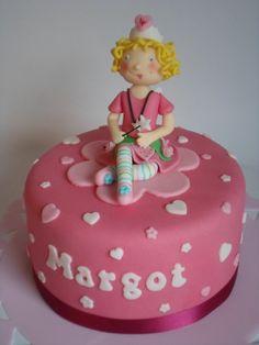 Princess Lillifee birthday cake