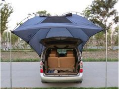 Portable Car Trail Shade Tent/ Camping Tent Hiking Tent, Tent Camping, Shade Tent, Home Sport, Animals For Kids, Shades, Outdoor Structures, Car, Trail