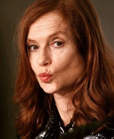 Isabelle Huppert, Michael Haneke, Best Actress Award, Cinema, French Beauty, Catherine Deneuve, French Actress, Aging Gracefully, Vintage Vogue
