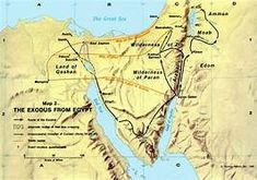 map of israel LEAVING EGYPT - Yahoo Image Search Results