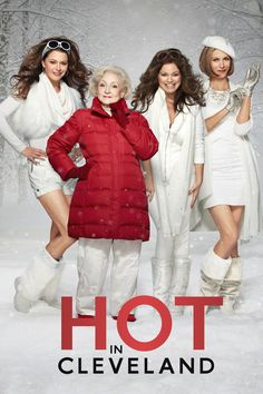 Betty White, Valerie Bertinelli, Jane Leeves & Wendie Malick star in this comedy about three best friends from LA who find their lives changed forever when their plane headed for Paris makes an emergency landing in Cleveland.