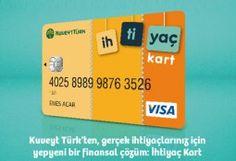 Kuveyt Türk Öğrenci Kredi Kartı