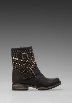 STEVE MADDEN Marcoo Boot in Black Multi -