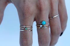 LUMO rings