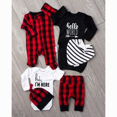 Ultimate baby boy Newborn going home outfit bundle (Hudson Buffalo Plaid) - Gigi and Max - October 13 2019 at Baby Outfits, Kids Outfits, Dress Outfits, Trendy Outfits, Winter Outfits, Summer Outfits, Women's Dresses, Spring Dresses, Party Dresses