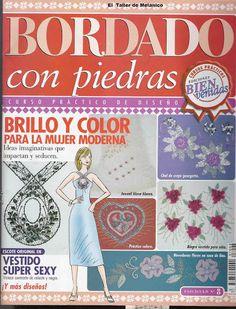Bordado con piedras - 2007 n°08 - ediciones bienbenidas - Rosalinda CALDERON ROMERO - Álbumes web de Picasa