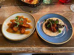 Halloumi, Restaurant Recipes, Fries, Tacos, Beef, Food, Meat, Essen, Meals