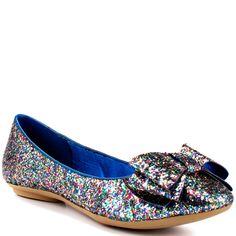 e591d1e17 Blinks Multi-Color Nicolet - Multi Heavy Glitter for 49.99 direct from  heels.com