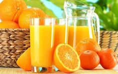 Delicious & Easy Recipes Made With Fresh Orange Juice. Who doesn't love freshly squeezed orange juice from this ripe, fragrant citrus fruit?
