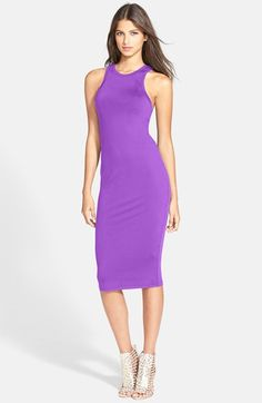 Leith+'Cut+In'+Tank+Dress+available+at+#Nordstrom