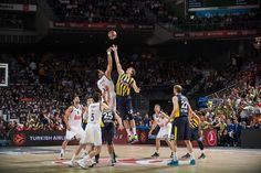 euroleague live basketball