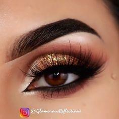 Eye Make-up Tutorial! – Make Up for Beginners & Make Up Tutorial Makeup Trends, Makeup Inspo, Makeup Inspiration, Makeup Kit, Makeup Products, Eyeshadow Tips, Eyeshadow Makeup, Drugstore Eyeshadow, Fall Eyeshadow Looks