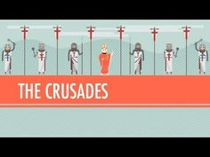 Cycle 2 Week 3 History.The Crusades - Pilgrimage or Holy War?: Crash Course World History #15 - YouTube
