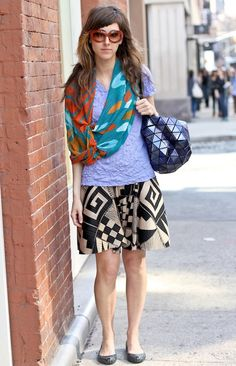 Our own Loren of T&Lo featured on RackedNY